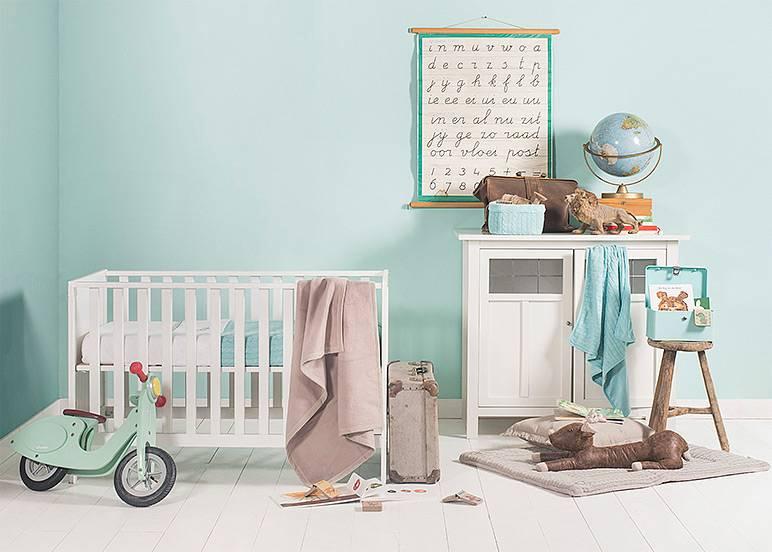 Kleuren Voor Babykamer : Babykamer trends