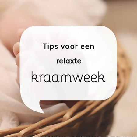 Geboortekaartjes blog Tips voor een relaxte kraamweek