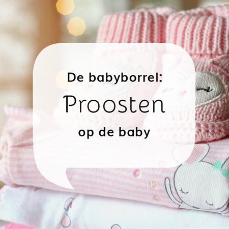 De babyborrel: praktische tips