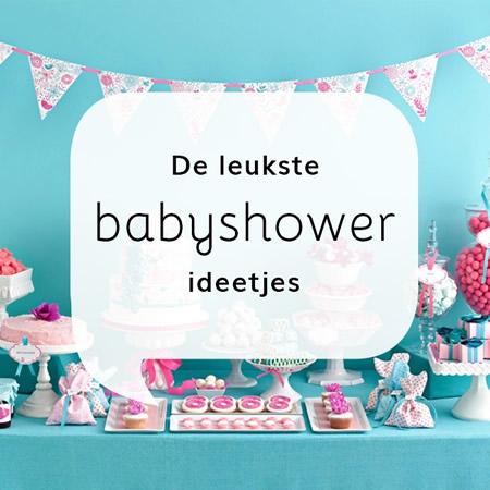 Geboortekaartjes blog Een geslaagde babyshower