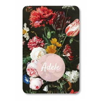 Geboortekaartje Geboortekaart - Adele